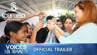 Voices for Humanity: Janice Storey - Mexico Drugs Problem & Kids/Teens Drug Education