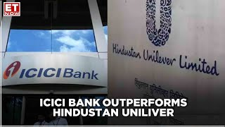 ICICI Bank surpasses HUL to become India's 5th largest company by market cap