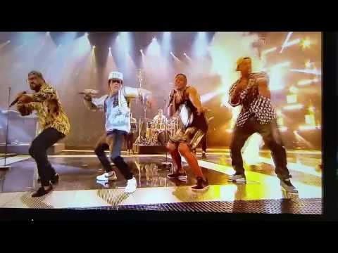 Bruno mars music awards 2016