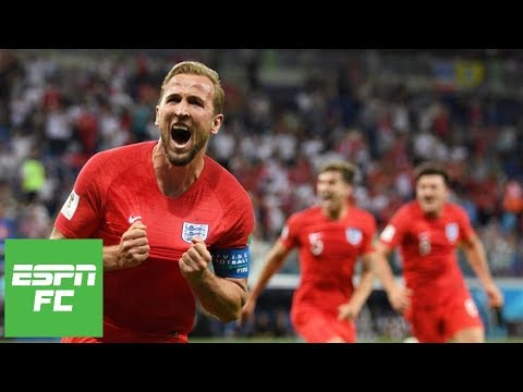Harry Kane's late winner gives England 2-1 win over Tunisia at 2018 World Cup | ESPN FC