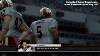 Madden NFL 11 First Quarter Gameplay