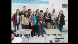 ChordBuddy visits Rehobeth Hight School in Alabama Mp3
