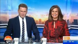 Today Show Funny Bits Part 80. Beauty & The Beasts!