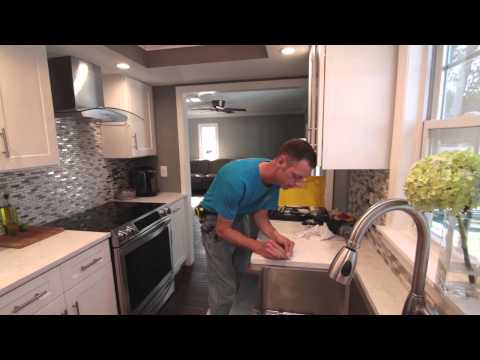 How to fix a chip in your quartz countertop | Planet Stone Marble and Granite