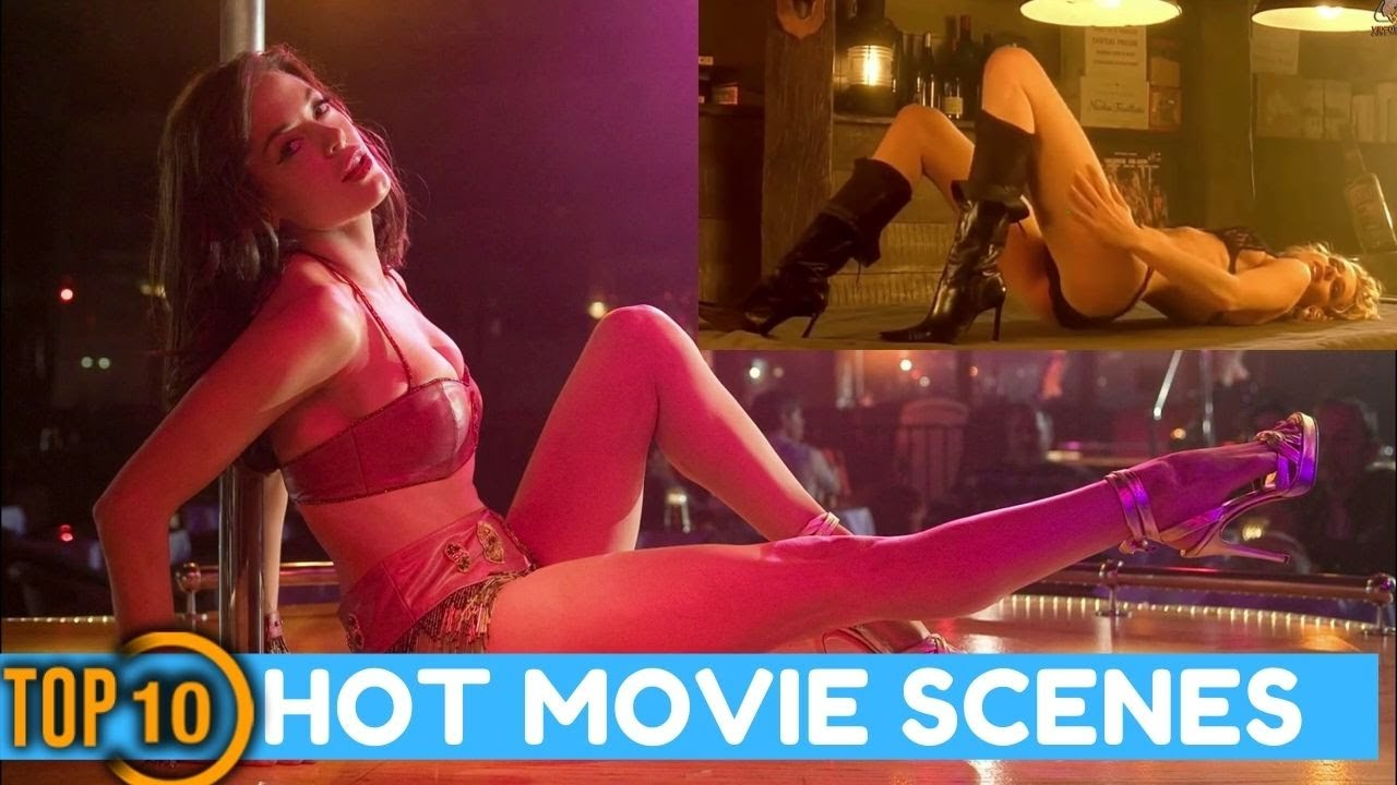 Movies sexy top 10 The Horniest