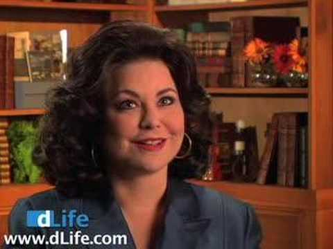 Delta Burke discusses Diabetes
