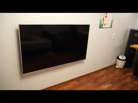 Крепление телевизора Sony 55 на стену
