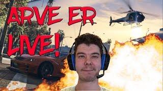 God torsdag // GTA V 18+ // Norsk PS4-LiveStream