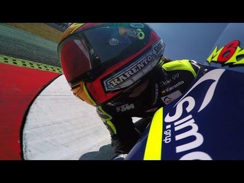 GoPro: Moto3 Catalunya - BTS with Maria Herrera