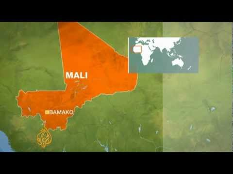 Counter-coup attempt underway in Mali
