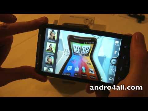 Rendimiento y cámara HTC Desire HD [HD] [ESPAÑOL]