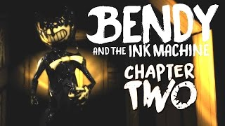 SUMMON THE INK DEMON | Bendy and the ink machine (Chapter 2)