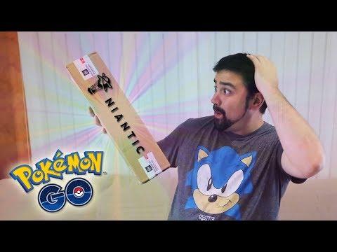 ¡NIANTIC Me ENVÍA Este PAQUETE MISTERIOSO De Pokémon GO! **NO CLICKBAIT** [Keibron]