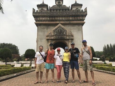 Phượt Lào - Thailand (Ngày 12): Ngày đen tối ở Vientiane