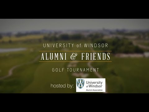 UWindsor Alumni & Friends Golf Tournament 2018