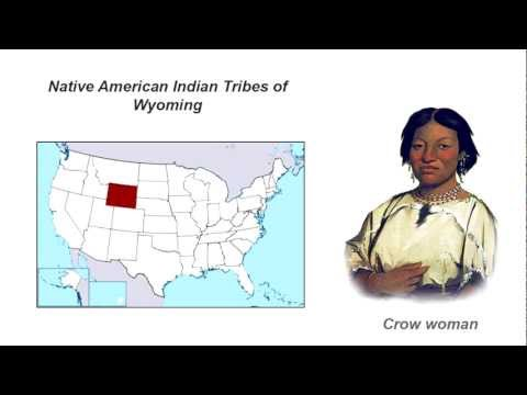 indian tribes of wyoming