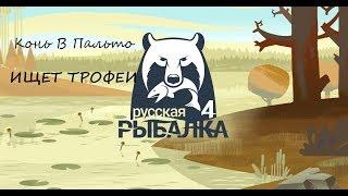 Русская Рыбалка 4 Медвежье Карп Амур
