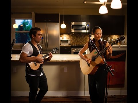 Ashley Lilinoe and Kalei Gamiao Live At the HI*Sessions Studio!