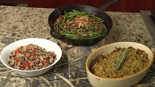 Wild Game Side Dishes for Christmas Dinner