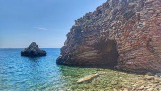 Пляж Рафаиловичи Черногория Отдых 2021