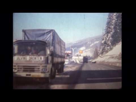 Bertus Dasselaar 18 bij Jalving transport uit Dronten in Bagdad 1979 Midden Oosten transport