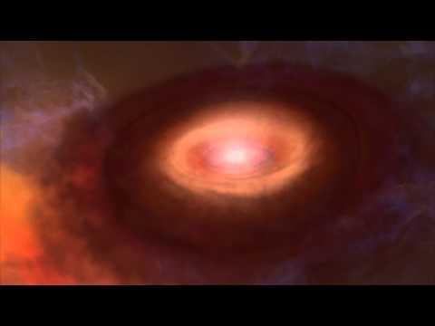 NASA/JWST | Planetary formation (HD)