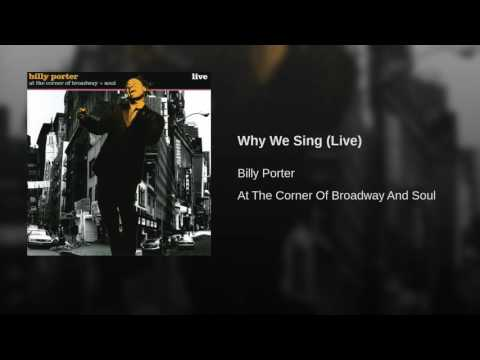 Why We Sing (Live)
