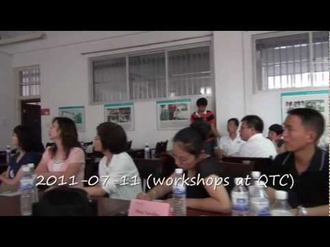Study Trip Qingdao 2011-07-11