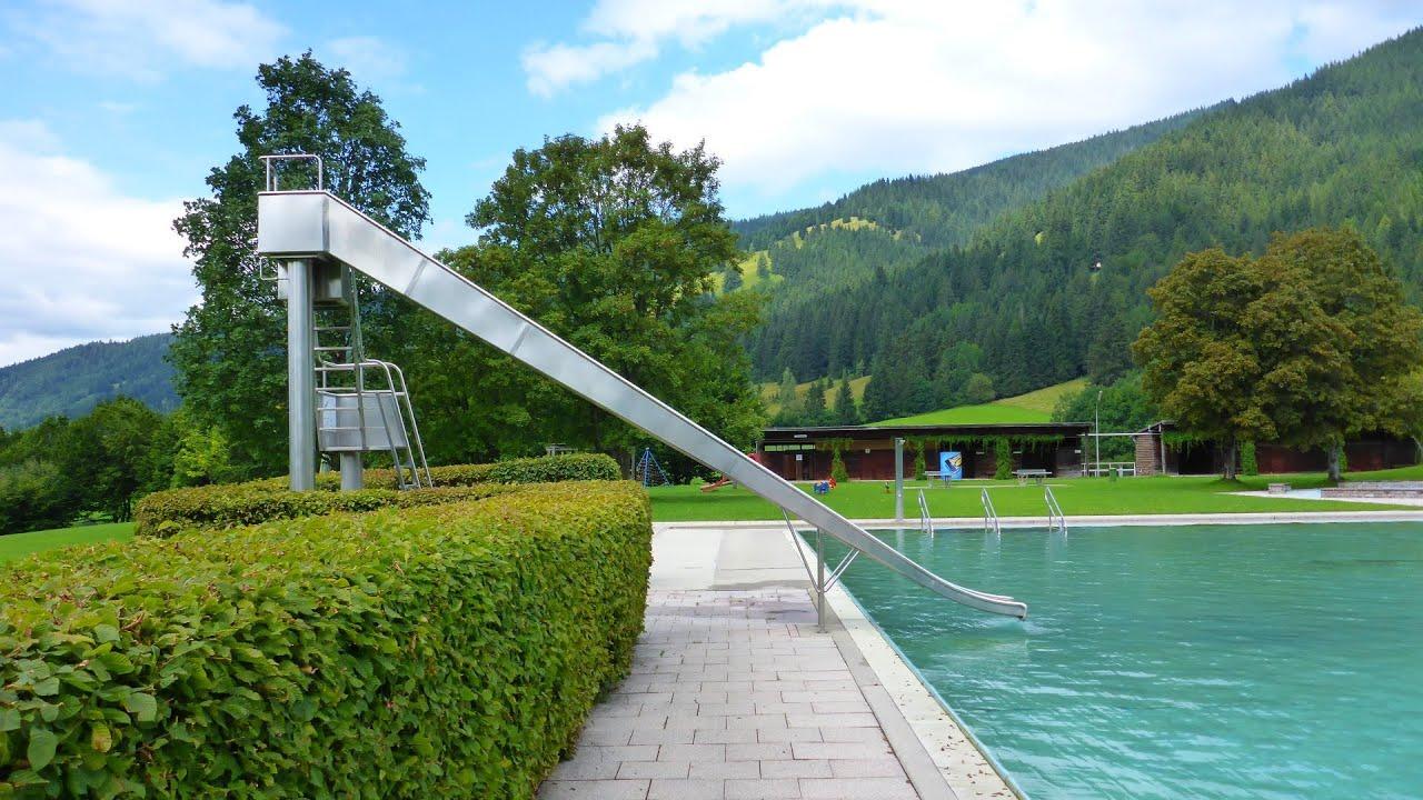 beckenrutsche freibad wellenberg oberammergau youtube On oberammergau schwimmbad