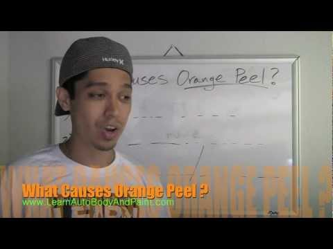 orange peel how to fix or prevent orange peel paint youtube. Black Bedroom Furniture Sets. Home Design Ideas