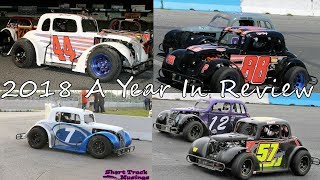 A year In Review 2018 Part Two Matt Haufe Racing Ontario Legends