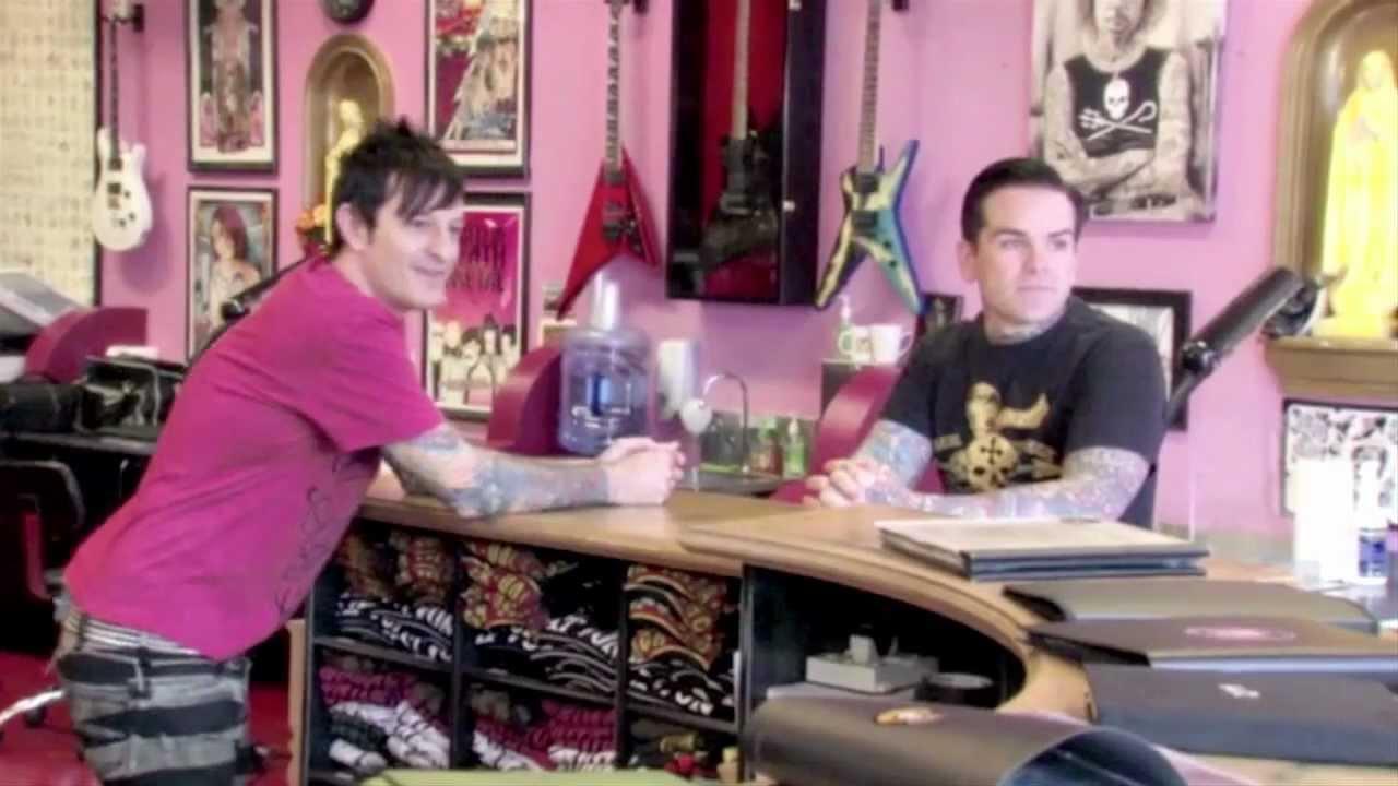 Download Kat Von D Jesse James Dan Smith La Ink TLC Last Season Last Episode Last Tattoo AMAZING!