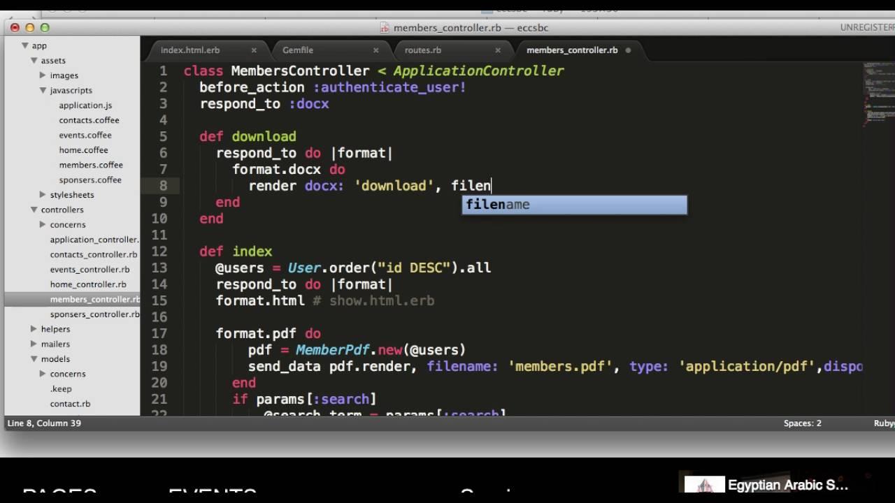 rails convert html to microsoft word by using gem 'htmltoword'