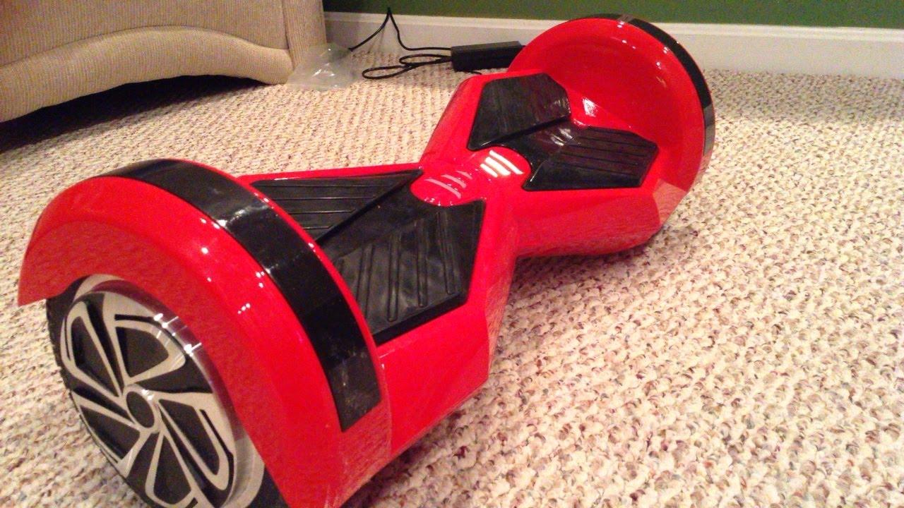 Lamborghini Hoverboard Unboxing Funnycat Tv