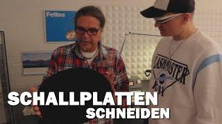 Vinyl Cutting  / Schallplatten schneiden mit Flashmaster Ray & Joachim Hinsch