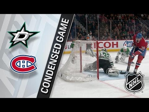 Dallas Stars vs Montreal Canadiens – Mar. 13, 2018 | Game Highlights | NHL 2017/18. Обзор