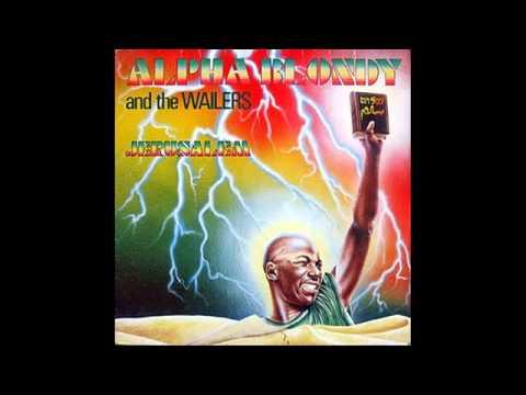 Alpha Blondy  Jerusalem cd  Completo