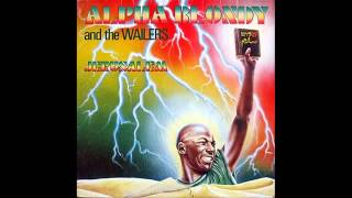 Alpha Blondy  Jerusalem cd  Completo