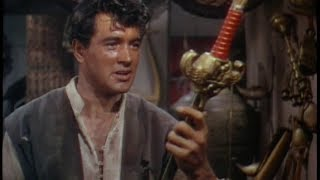 "Rock Hudson - "" The Golden Blade "" Trailer - 1953"