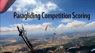 Paragliding Competition Scoring with Joerg Ewald