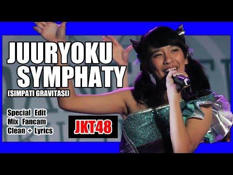 [Clean + Lirik] JKT48 - Juuryoku Sympathy @ Team J