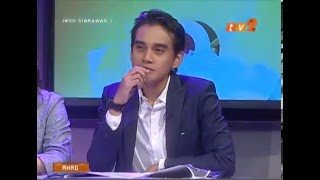 Gambar cover Ikon Siarawan 2016 (Wartawan Penyiaran) - Andy Reza & Jeed Zulkefli