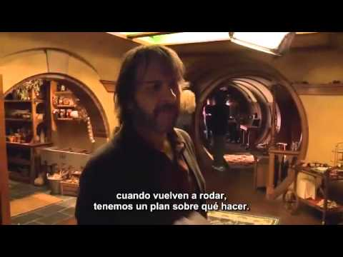 The Hobbit VideoBlog nº1 Spanish Subtitle peterjacksonspain.blogspot.com