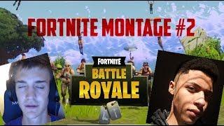 Fortnite montage #2 - By Yassine040_ (Fortnite Battle Royale)