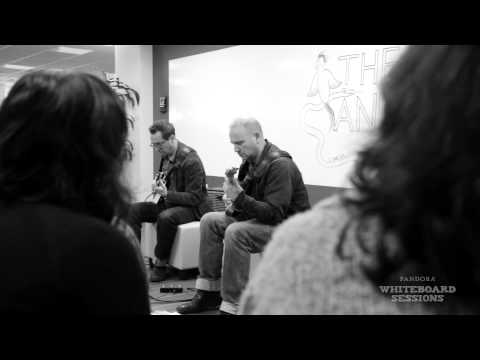 """The Sea and Cake """"A Mere"""" - Pandora Whiteboard Sessions"""