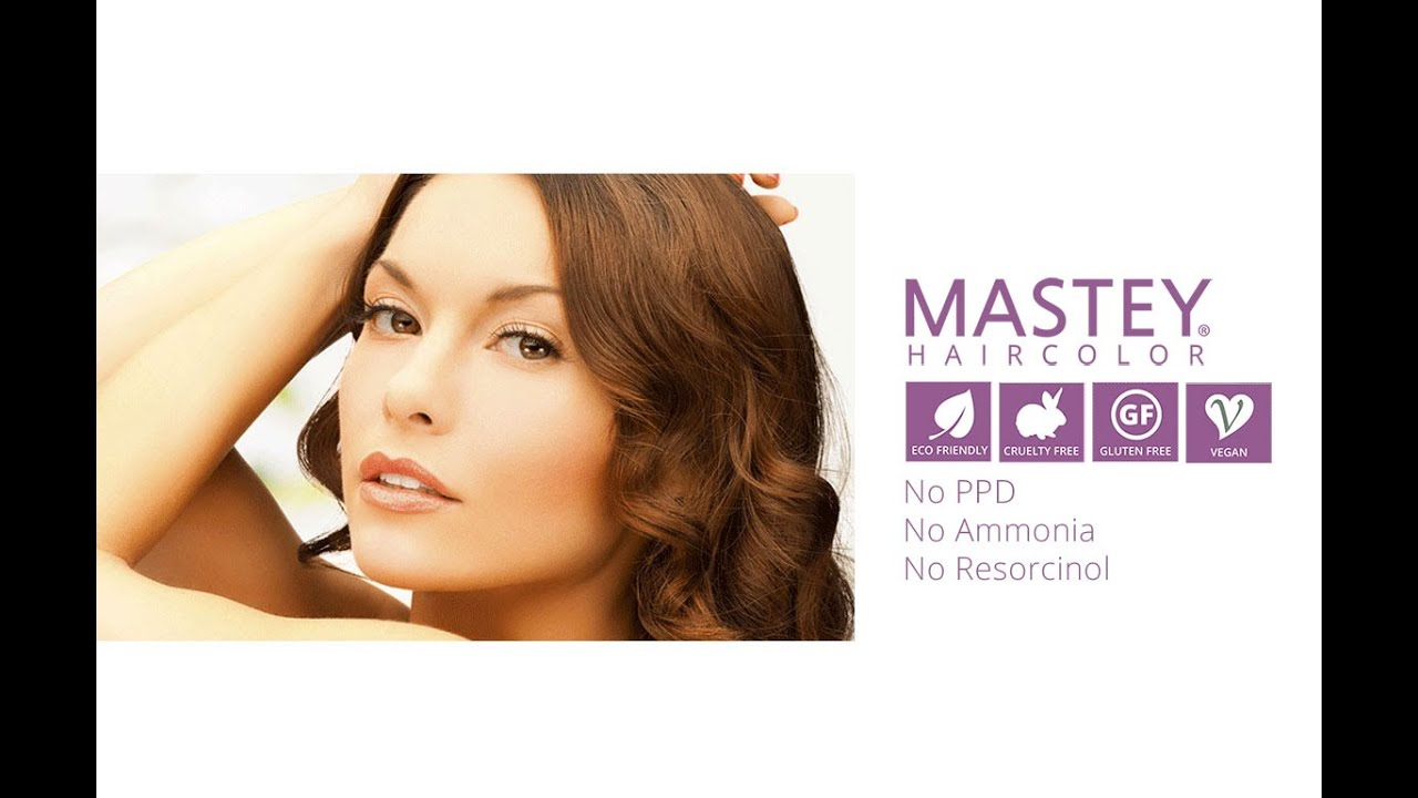 Organic Color Salons Are Switching To Mastey Hair Color Youtube