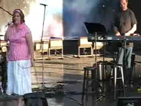 Katy Edwards Celebrity Vocal Semifinal