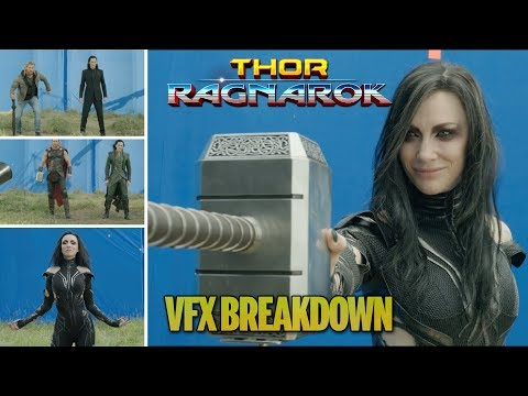 Thor: Ragnarok (2017) - VFX Breakdown - By Image Engine
