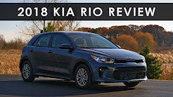 Quick Review | 2018 Kia Rio | Buying on a Budget