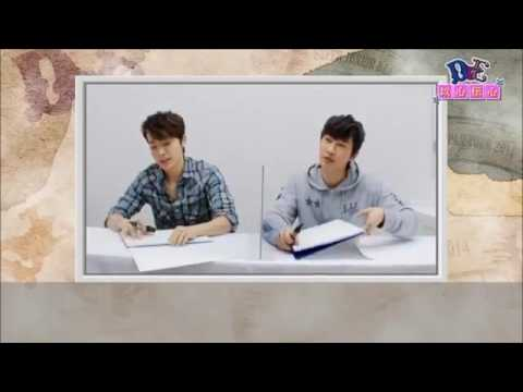 D&E Telepathy Game - Eng subs